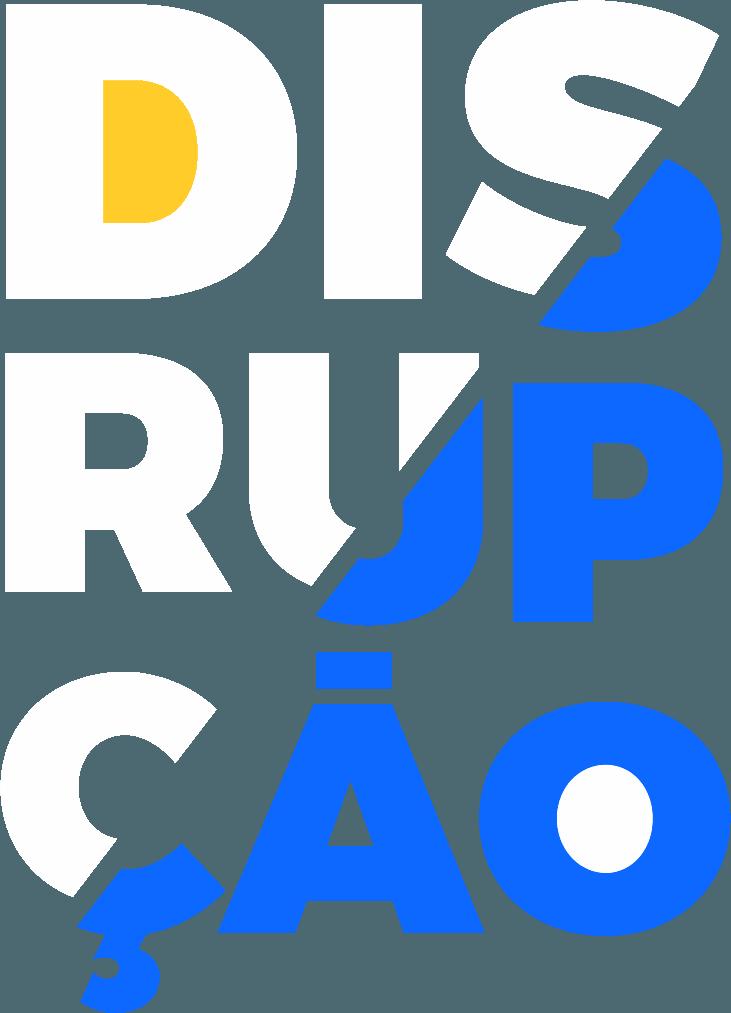 Logo novo - Disrupção - CURVALOGOC